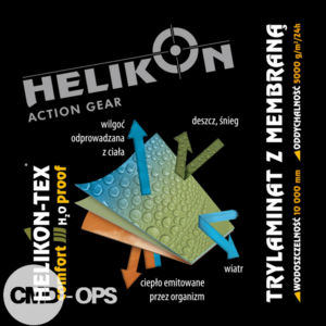 Куртка ECWCS Gen I - H2O Proof | Helikon-Tex