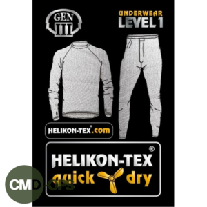 Термобелье US Army ECWCS Gen III Level 1 | Helikon-Tex