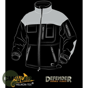 Куртка DEFENDER QSA™+ HID™- Duty Fleece | Helikon-Tex