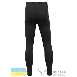 Термобельё черное Polartec Power Stretch Black | Camo-Tec