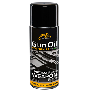 Оружейное масло Gun Oil 400Ml (Aerosol) - Black Helikon-Tex