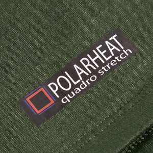 Термобілизна Polarheat Quadro Stretch Green | Camo -Tec
