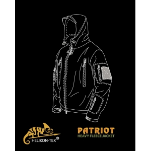 Куртка PATRIOT - Double Fleece