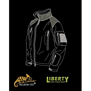 Куртка LIBERTY - Double Fleece