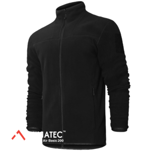 Кофта Commander Jacket Fleece Series Black Camo-Tec