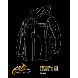 Куртка LEVEL 5 Ver.II - Soft Shell | Helikon-Tex