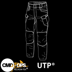 Брюки Urban Tactical Pants - Canvas Джинс Helikon-Tex