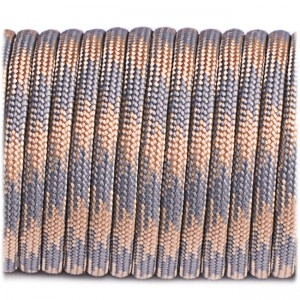 Paracord Type III 550, beige grey #336