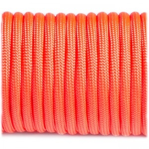 Paracord Type III 550, soffit orange #345