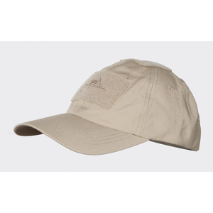 Бейсболка - Cotton Ripstop - Khaki | Helikon-Tex