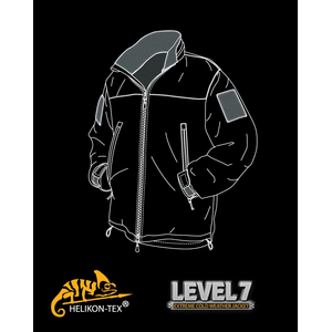 Куртка LEVEL 7 - Climashield Apex 100g