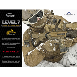 Куртка LEVEL 7 - Climashield Apex 100g | Helikon-Tex