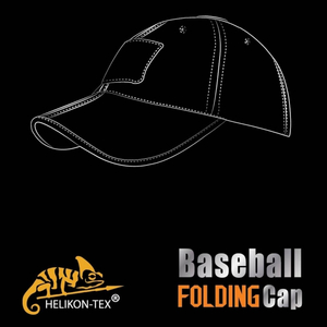 Бейсболка - Folding® - PolyCotton Ripstop | Helikon-Tex