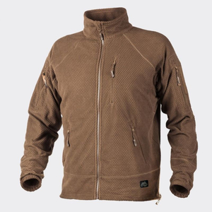 Куртка ALPHA TACTICAL - Grid Fleece | Helikon-Tex